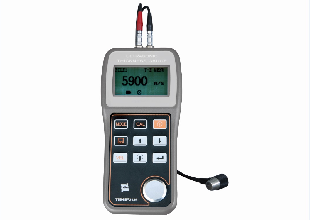 Ultrasonic Thickness Gauge TIME®2136