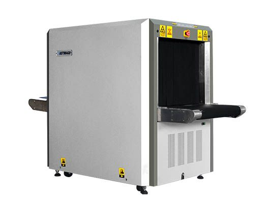 EI-6550 Multi-Energy X-ray Security Inspection System