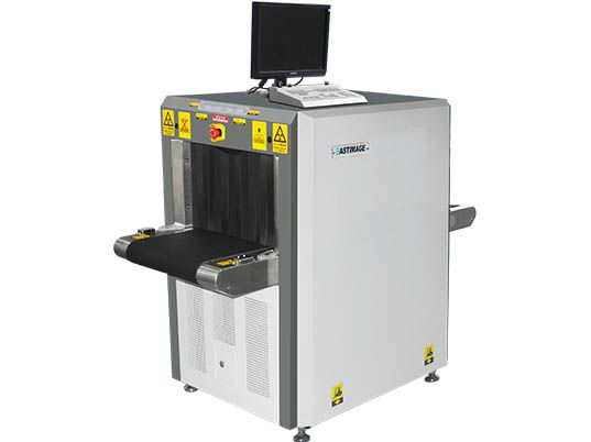 EI-5536 Multi-Energy X-Ray Security Inspection Equipment