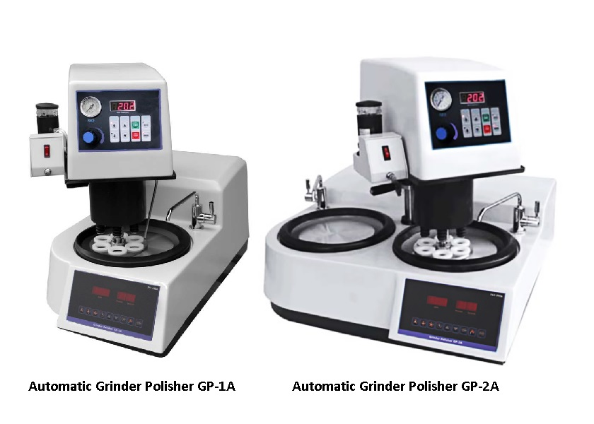 Automatic Grinder Polisher GP-1A/2A