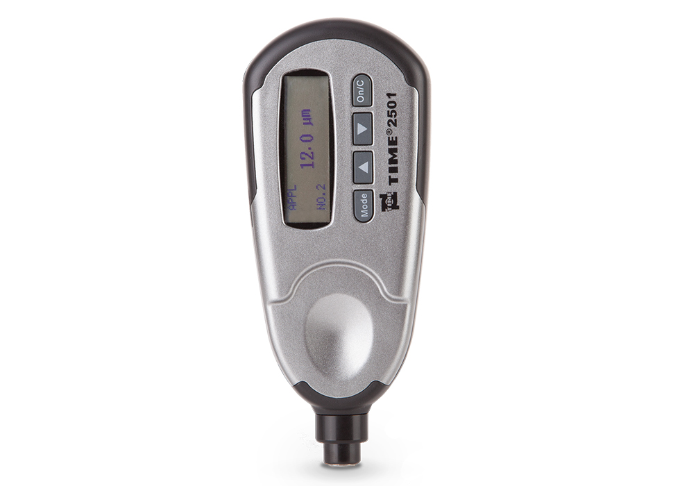 Digital Coating Thickness Gauge TIME®2501 Economic NF Type