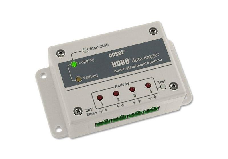 HOBO 4-Channel Pulse Data Logger UX120-017M